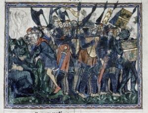 richard de clare Douce_Apocalypse_-_Bodleian_Ms180_-_p.087_Satan_released