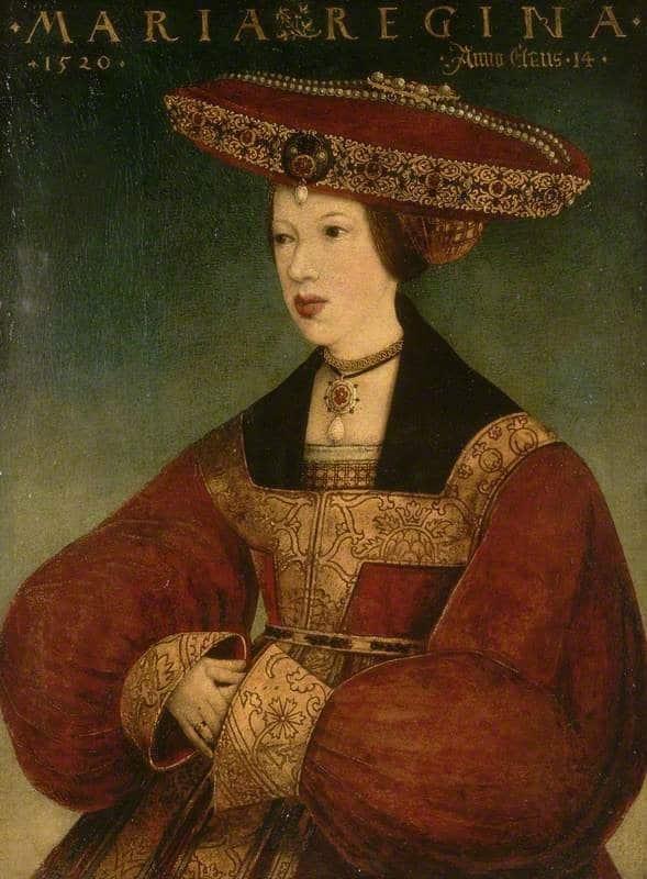 Hapsburg ladies Marie_de_hongrie_1520
